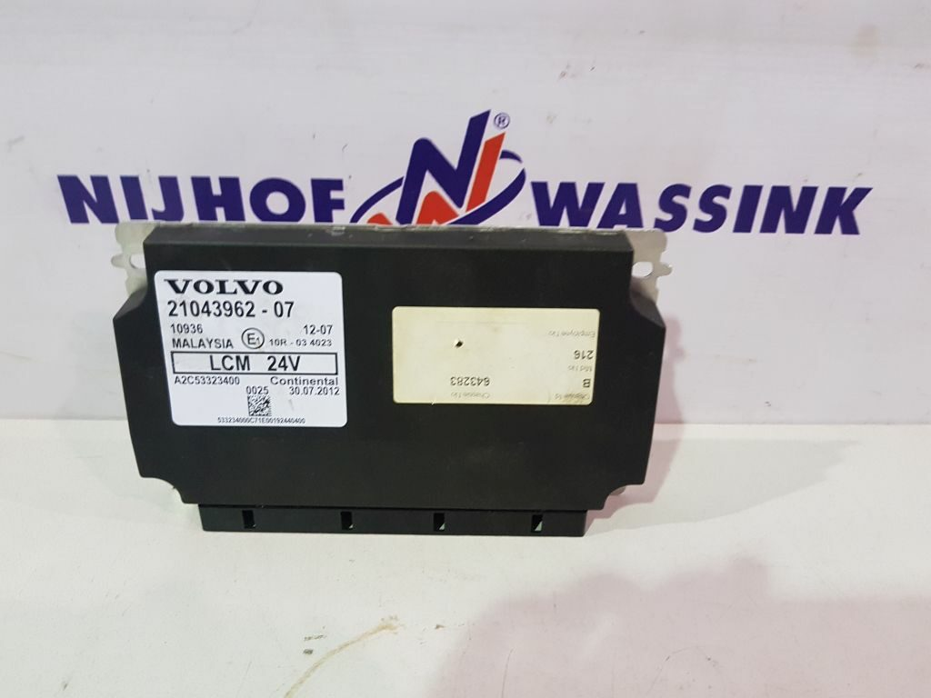 Volvo 21043961 KASETA STERUJĄCA LCM
