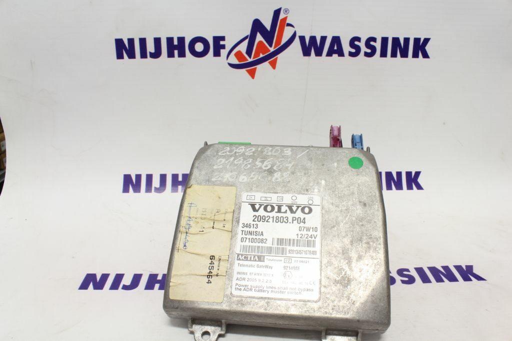 Volvo 21065688 KASETA DYNAFLEET