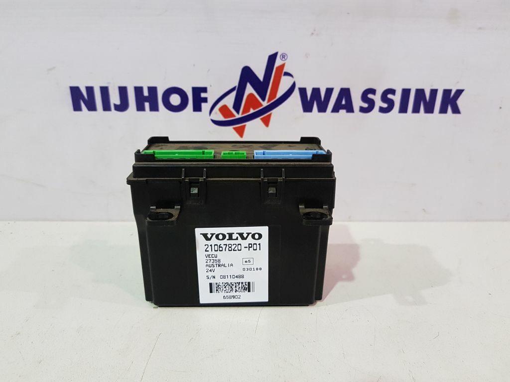 Volvo 21067820 KASETA VECU