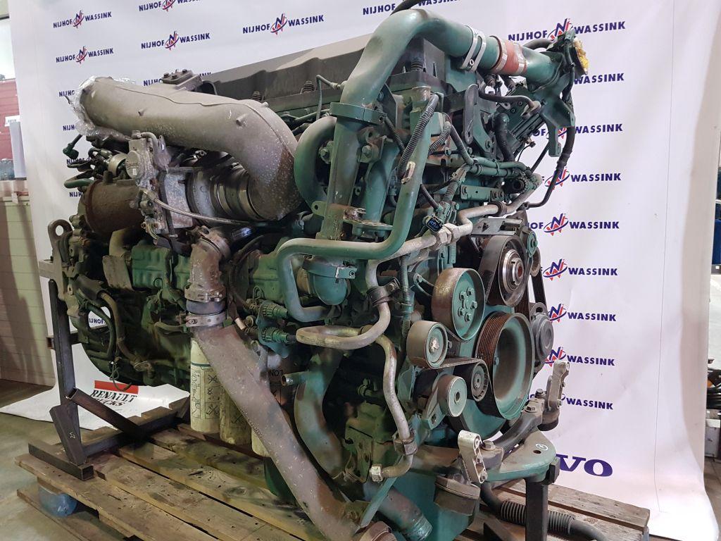 Volvo KS24 SILNIK D13B 400 FM13 EURO4