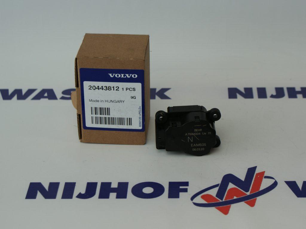 Volvo 20443812 V2 SILNIK KROKOWY NADMUCHU