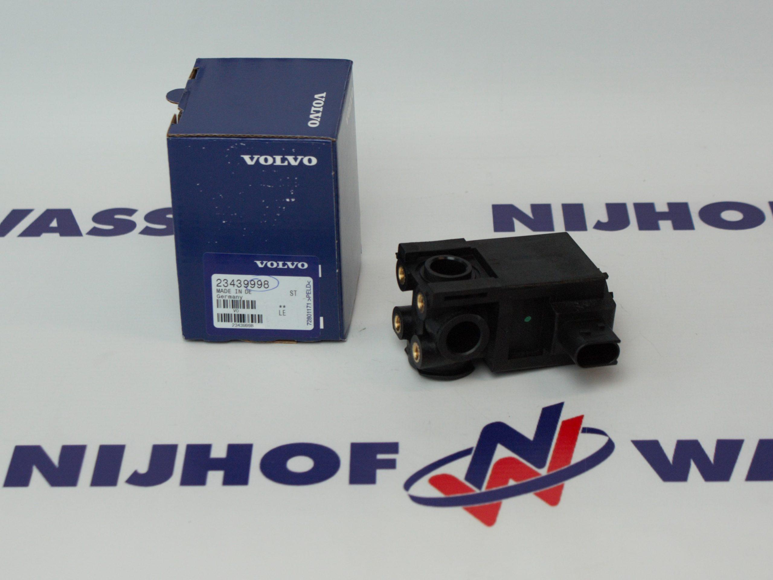 Volvo 23439998 FH4 ELEKT.ZAW PTO I BLOK.MOSTU