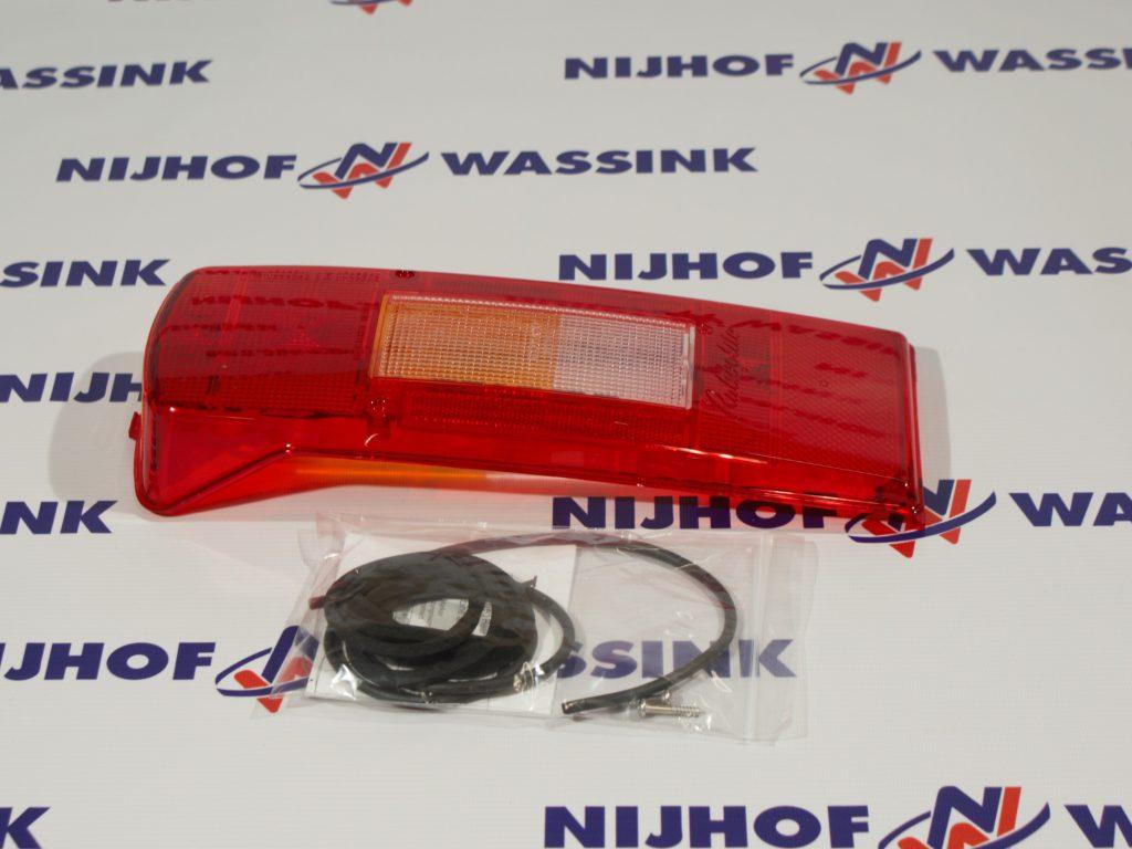 Volvo 20910229 HIT*V2 SZKŁO LAMPY TYLNEJ